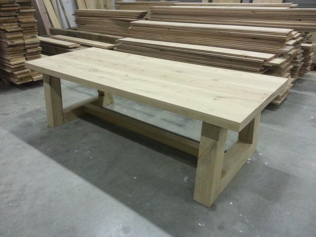 Eiken tafels 48 eiken tafels hout eiken tafels for Eiken tafel