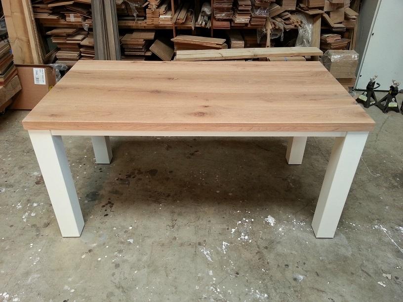 Eiken tafels: 7 - Eiken TAFELS HOUT - Eiken tafels & eikenhouten ...