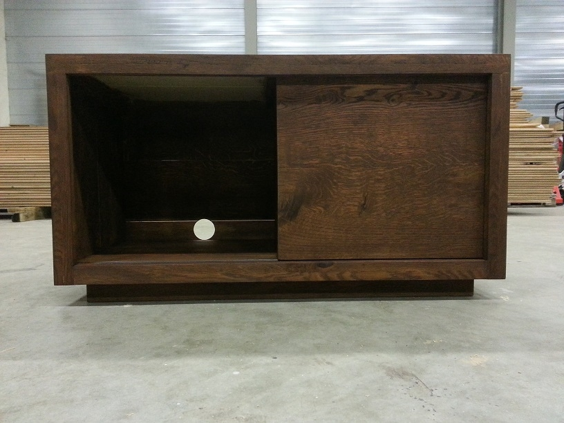 Mahonie Tv Meubel : Eiken tv meubel 5 eiken tv meubels eiken tafels & eikenhouten