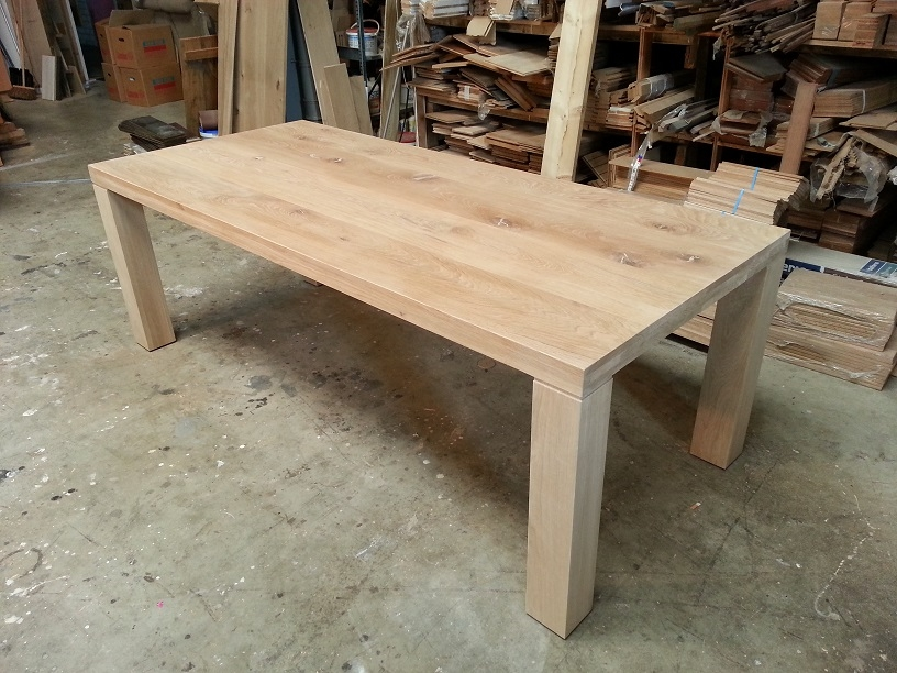 tafels: 24 - Eiken TAFELS HOUT - Eiken tafels & eikenhouten eettafels ...
