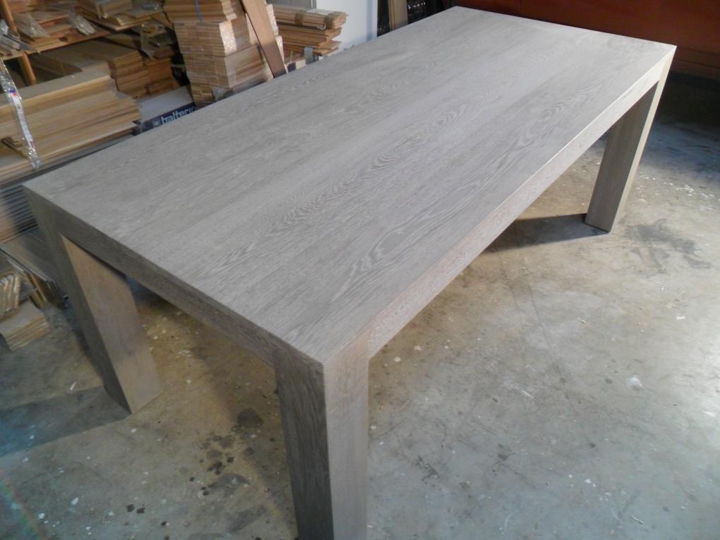 Eiken tafels 15 eiken tafels hout eiken tafels for Eiken tafel